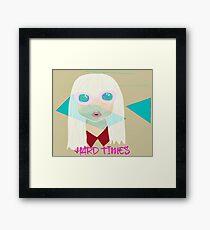 Hailey Williams Paramore Framed Print