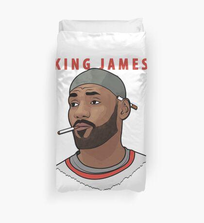 King James Duvet Cover
