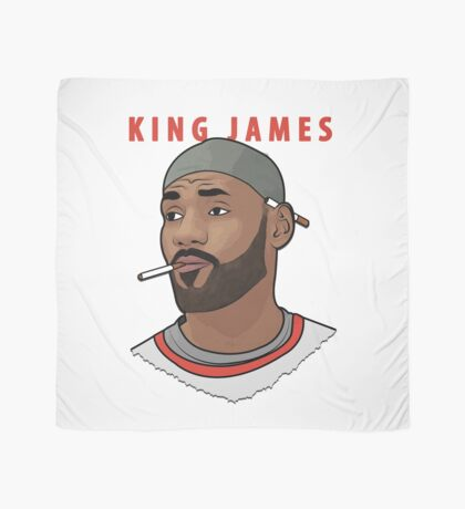 King James Scarf