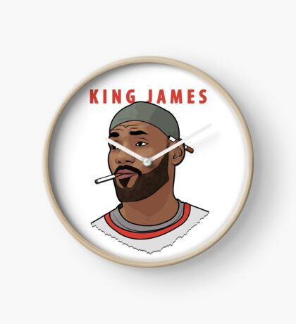 King James Clock