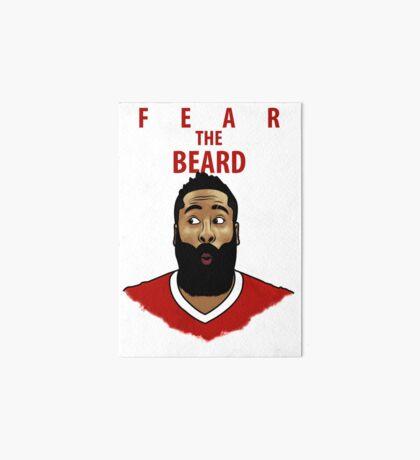 Fear the Beard Art Board