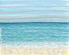 Bubble Beach by Regina Valluzzi
