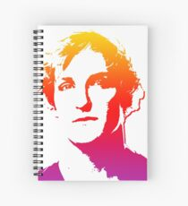 Logan Paul - Gradient Spiral Notebook