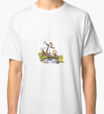 Calvin and Hobbes 8 Classic T-Shirt