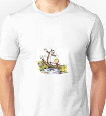 Calvin and Hobbes 8 T-Shirt