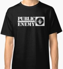 Public enemy logo T-shirt Classic T-Shirt