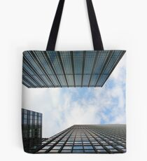 Bolsa de tela Blue Buildings