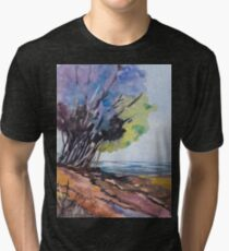 For the Tree-lovers Tri-blend T-Shirt