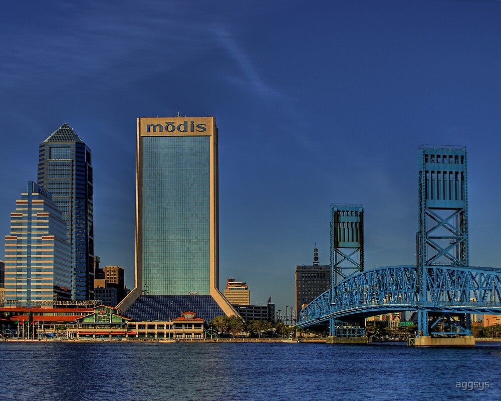 Jacksonville, Florida by aggsys
