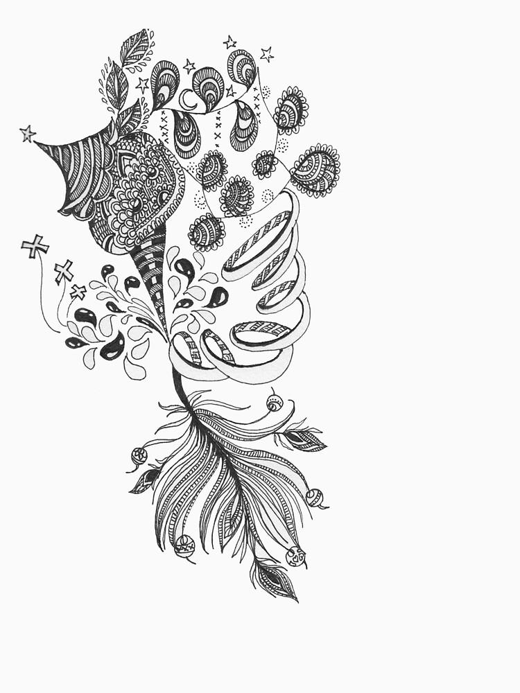 Imaginary Bird by mariumrana
