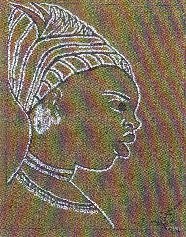 African Child by mejay