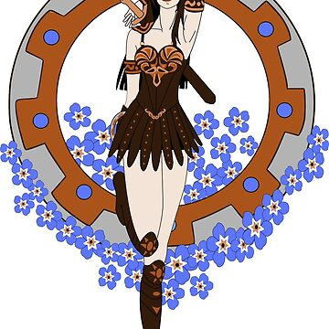 Xena Chakram by beerhamster