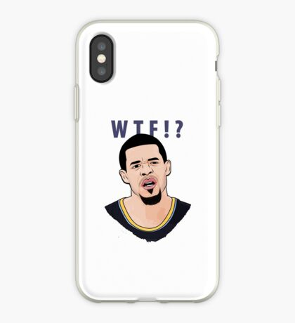 WTF!? iPhone Case