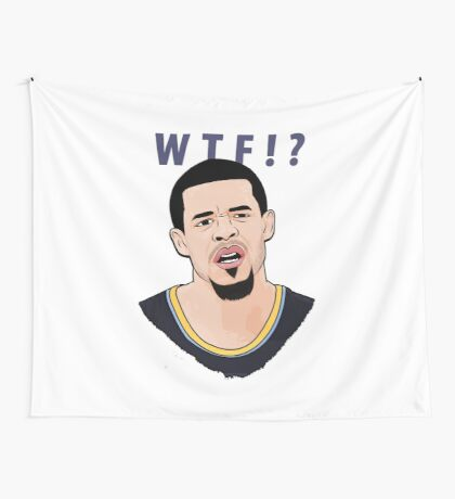 WTF!? Wall Tapestry