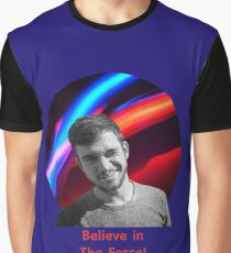 Believe in the Force Graphic T-Shirt