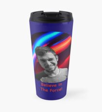 Believe in the Force Travel Mug