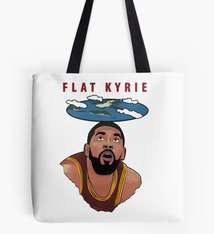Flat Kyrie Tote Bag