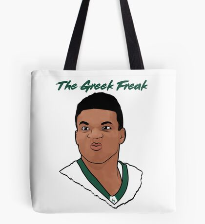 The Greek Freak Tote Bag