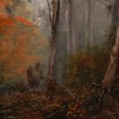 Bushland Fantasy by Philip Johnson