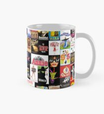 MUSICALS! (Duvet, Clothing, Book, Pillow, Sticker, Case, Mug etc)  Mug