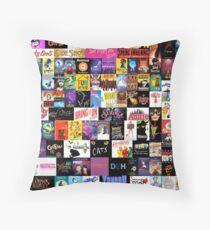 MUSICALS! (Duvet, Clothing, Book, Pillow, Sticker, Case, Mug etc)  Floor Pillow