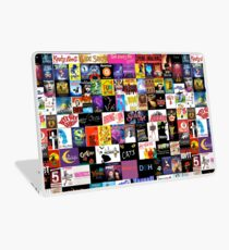 MUSICALS! Laptop Skin