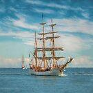Sailing Grace (PC) by Raymond Warren