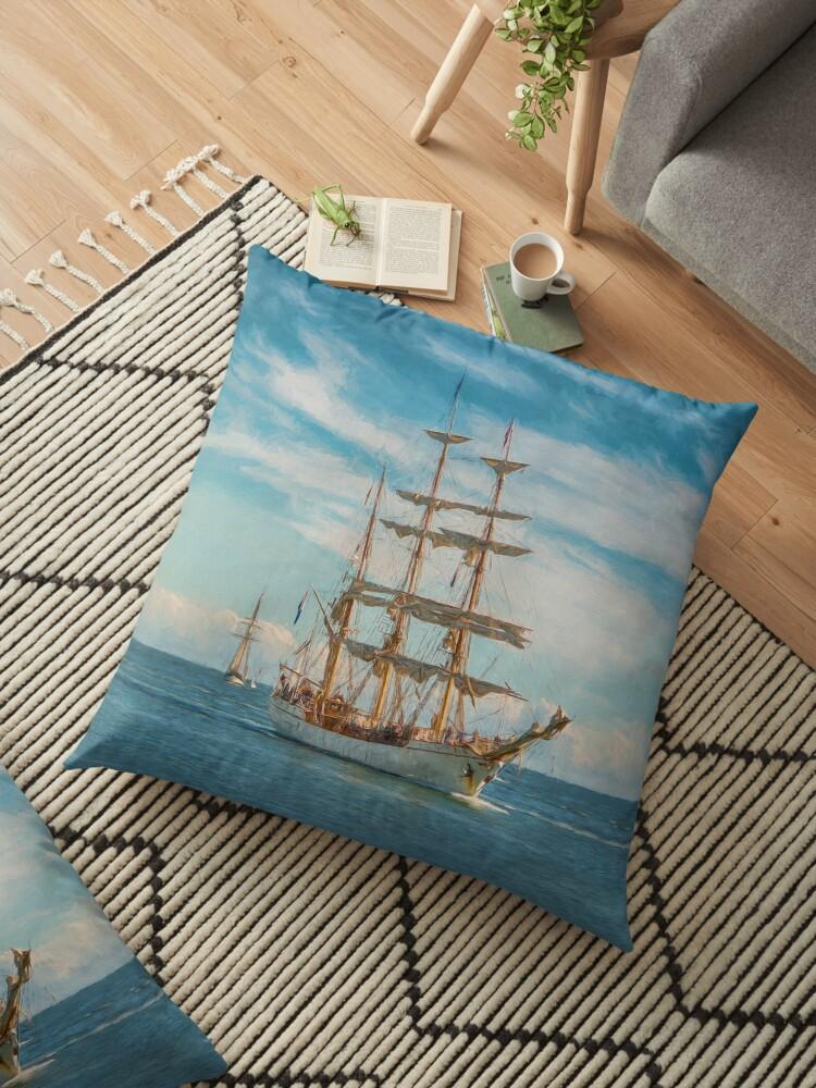 Sailing Grace (PC) by Ray Warren
