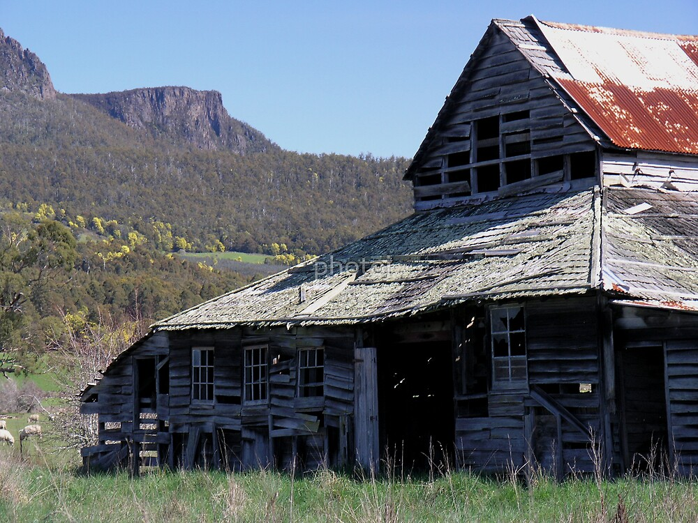 photoj Tas, Wooden Cottage by photoj