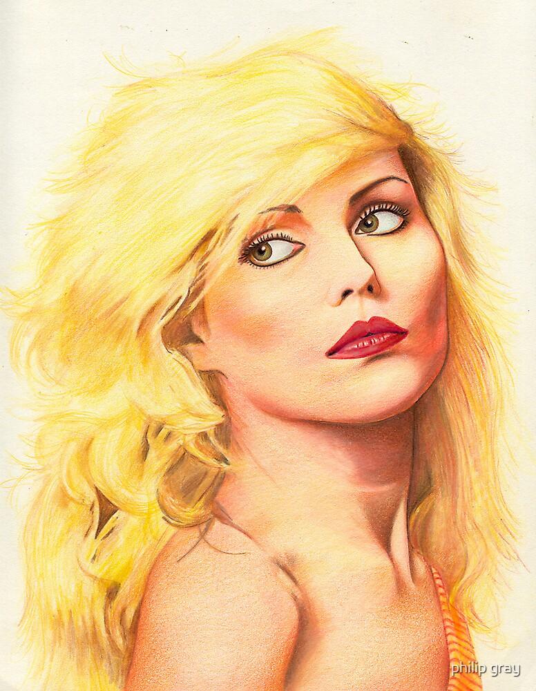 Blondie by philip gray
