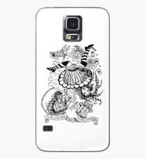 Curiouser and Curiouser Case/Skin for Samsung Galaxy