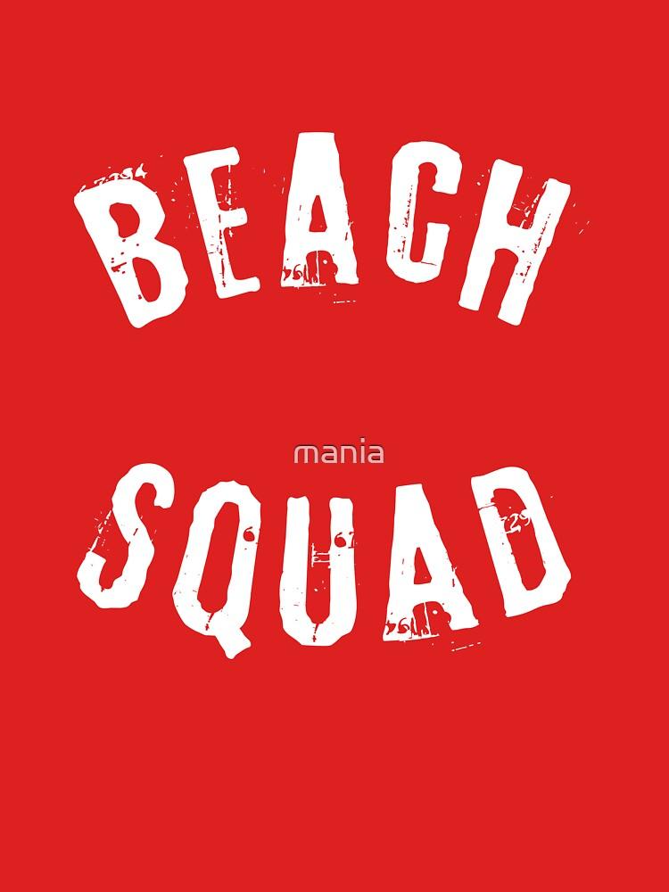 Beach Squad by mania