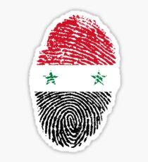 I am Syrian Sticker