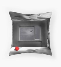 ..take me away Throw Pillow