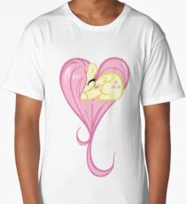 Heart Of Fluttershy Long T-Shirt