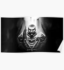 Braum League of Legends Poster