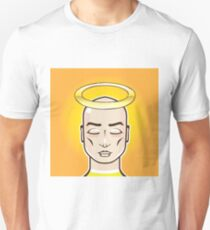 Meditation angel saint T-Shirt