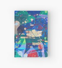 Solar Wind Hardcover Journal