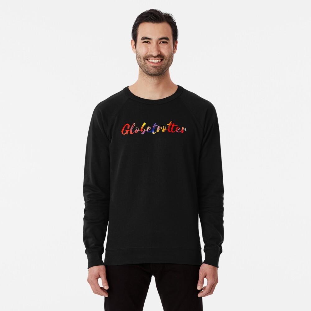 Globetrotter in Rainbow Lightweight Sweatshirt