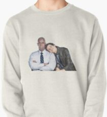 Jake and Captain Holt Pullover