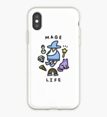 Mage Life iPhone Case