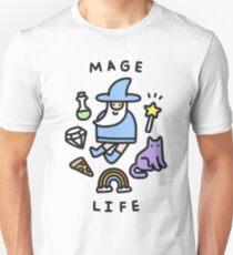 Mage Life Slim Fit T-Shirt