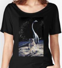 The Jurassic Astronaut Women's Relaxed Fit T-Shirt