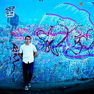 A Venice Beach Wall by brightfizz