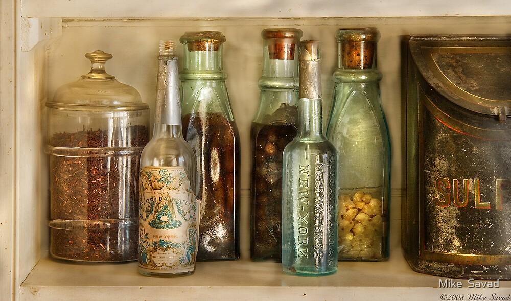 The Ingredients  by Michael Savad