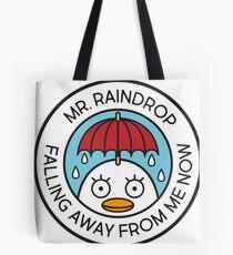 M. Raindrop Tote bag
