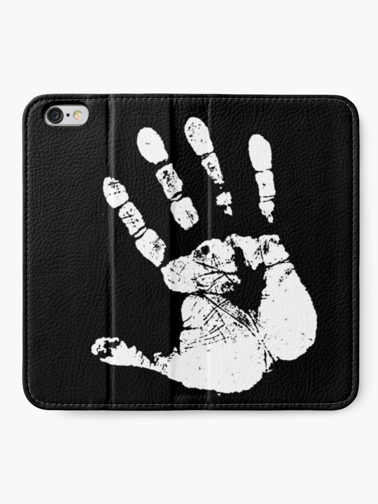 Alternate view of Deep in the Bone - Cover Image iPhone Wallet