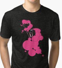 Bubbly Pink Tri-blend T-Shirt