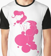 Bubbly Pink Graphic T-Shirt