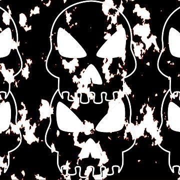 Skulls by davayala93